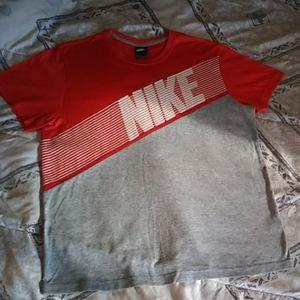 Men Nike Short Sleeve T-shirt